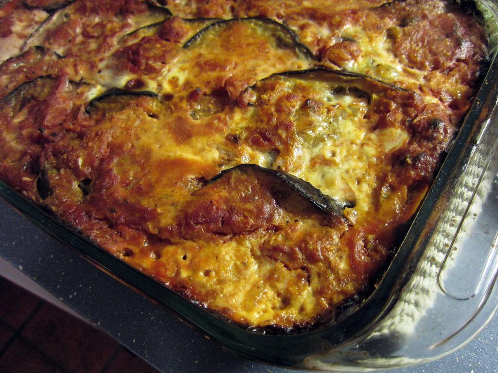 Eggplant moussaka stella cooks eggplant moussaka forumfinder Image collections