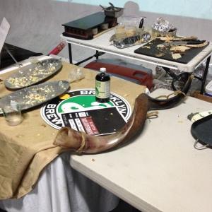 Traditional taco-calling shofar
