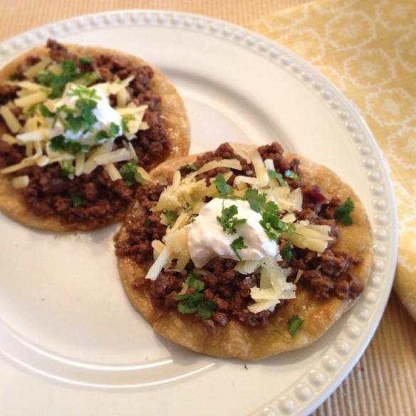 Dad's Beef Tacos
